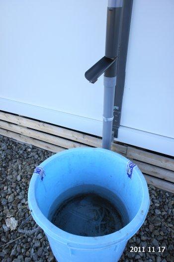 あすと長町 仮設グループホーム の雨水利用_d0004728_623239.jpg