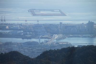 六甲山ロックガーデン・東おたふく山から黒岩西尾根を登る_d0055236_072154.jpg