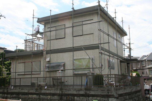 エクステリア(外構)の改修が終わりました(東京都町田市)_e0207151_15353075.jpg