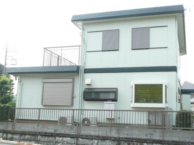エクステリア(外構)の改修が終わりました(東京都町田市)_e0207151_15362711.jpg