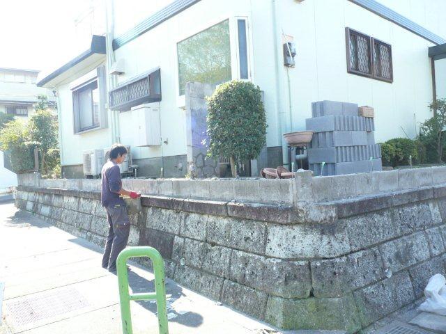 エクステリア(外構)の改修が終わりました(東京都町田市)_e0207151_15392194.jpg