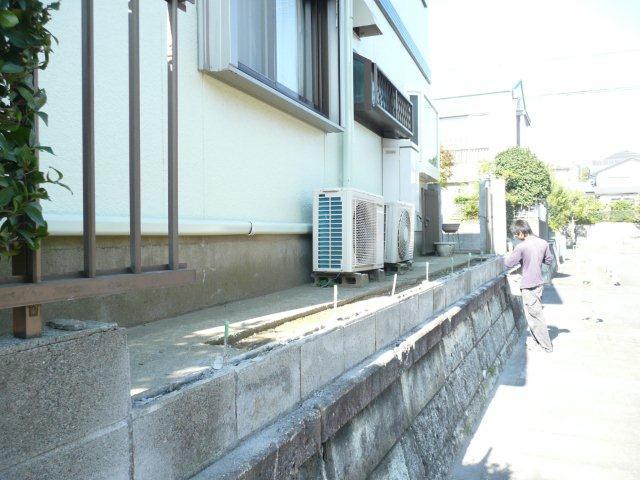 エクステリア(外構)の改修が終わりました(東京都町田市)_e0207151_15393365.jpg