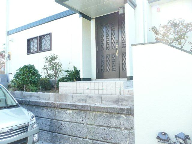 エクステリア(外構)の改修が終わりました(東京都町田市)_e0207151_15394578.jpg