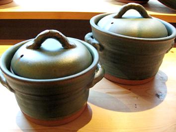 中村文夫さんのご飯炊き土鍋_b0153663_14303477.jpg
