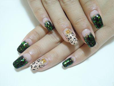 Leopard Beige × black_a0239065_20121646.jpg