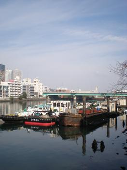 高校再訪  東銀座、築地、晴海_d0096268_19511821.jpg