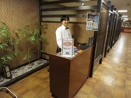 パークホテル臨海 / ランチバイキング840円!_e0209787_138493.jpg
