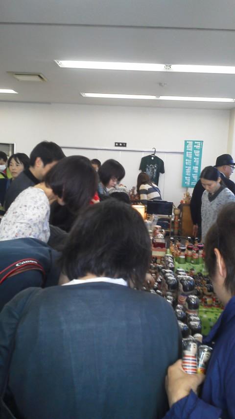 「MY FIRST KOKESHI!~はじめての伝統こけし~    in 高円寺フェス2011」 2011・11・12_b0209890_18181445.jpg
