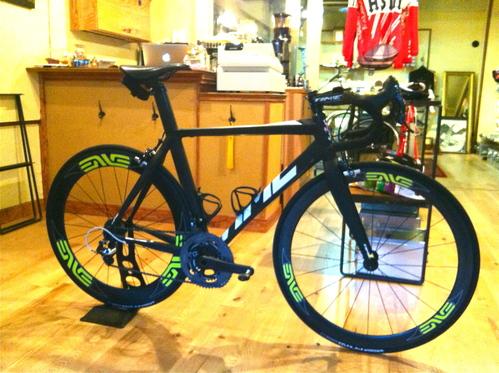 自転車の 自転車 ホイール 組み方 種類 : BONSAI x ENVEの最大の特徴として ...