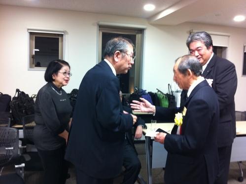 第47回日本税務会計学会年次大会、そしてお誕生日おめでとう!_d0054704_1431954.jpg