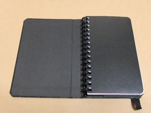 リヒト・THE DESIGN MIND COMPANYノートブック。_f0220714_2152021.jpg