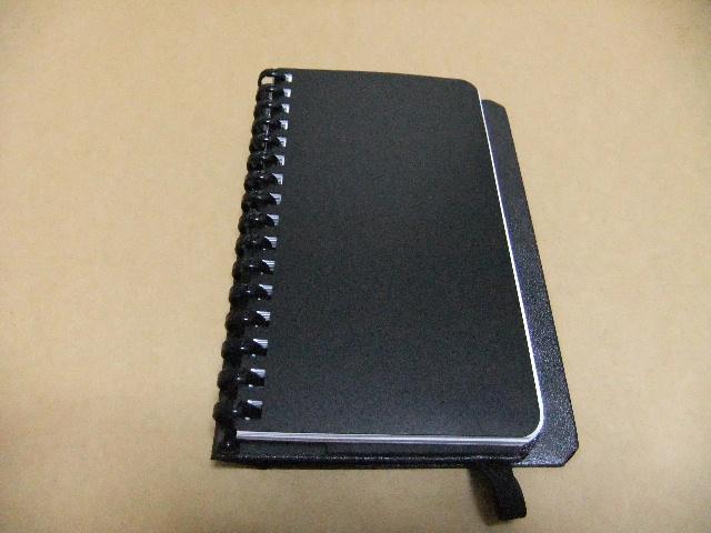 リヒト・THE DESIGN MIND COMPANYノートブック。_f0220714_2194732.jpg