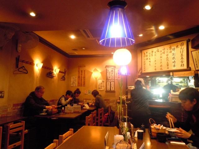 田んぼという名前の食堂_c0213220_2311180.jpg
