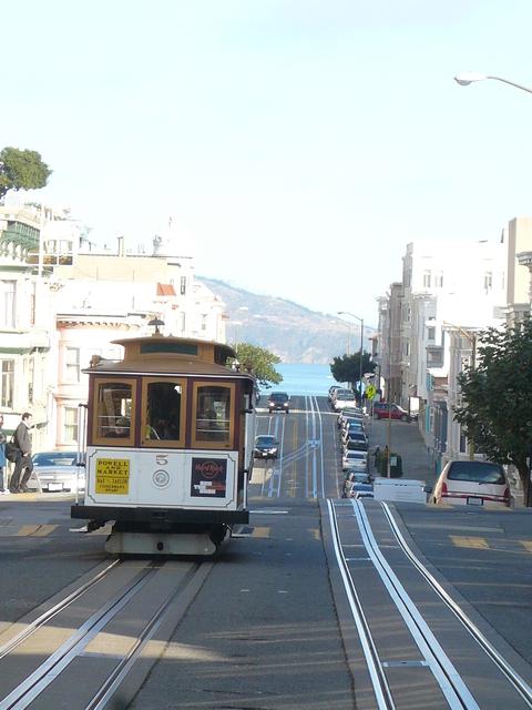 サンフランシスコ 5日目_e0237625_2154379.jpg