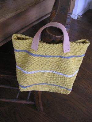 黄色いバッグ。_b0207631_12424282.jpg