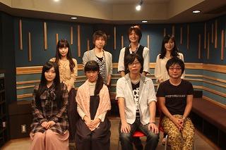 【とらドラ!Drama CD SP.1」キャストインタビュー】_e0025035_11344120.jpg