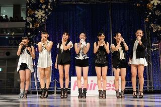 アイドルグループ「Fairies(フェアリーズ)」が早くも2ndシングル動画を更新!!_e0025035_1193380.jpg