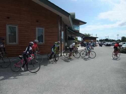 琵琶湖一周サイクリング180km ~湖北編~_d0174462_2156327.jpg