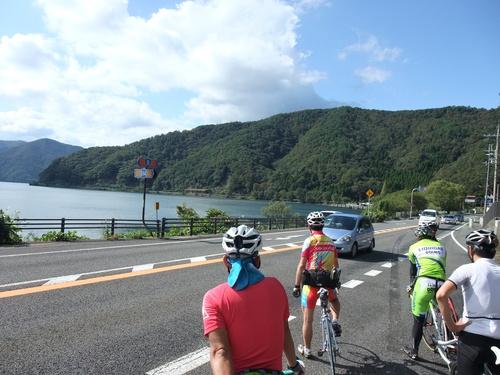 琵琶湖一周サイクリング180km ~湖北編~_d0174462_2212419.jpg