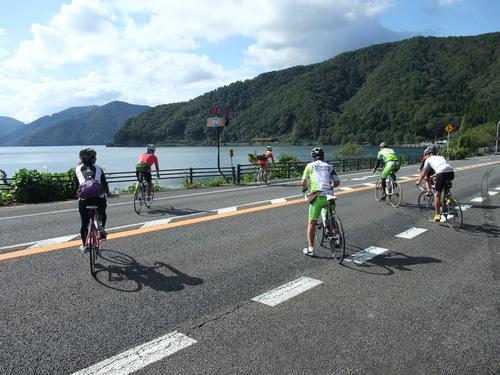 琵琶湖一周サイクリング180km ~湖北編~_d0174462_22135841.jpg
