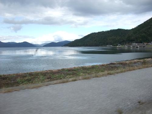 琵琶湖一周サイクリング180km ~湖北編~_d0174462_2214025.jpg