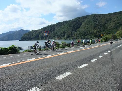 琵琶湖一周サイクリング180km ~湖北編~_d0174462_22145685.jpg