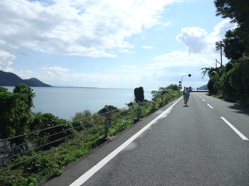 琵琶湖一周サイクリング180km ~湖北編~_d0174462_22185389.jpg