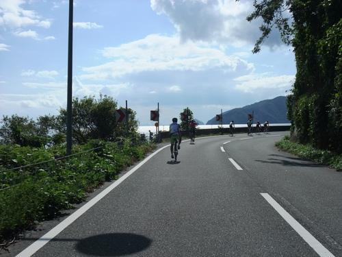 琵琶湖一周サイクリング180km ~湖北編~_d0174462_22192312.jpg