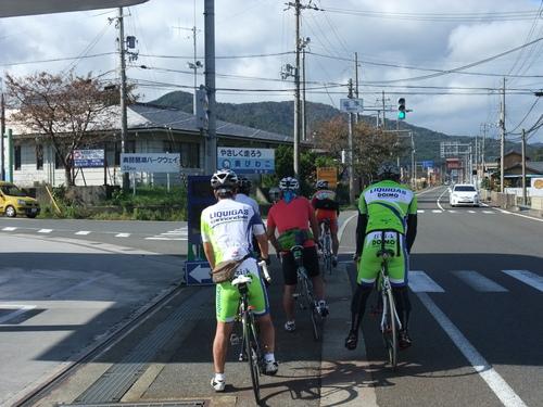 琵琶湖一周サイクリング180km ~湖北編~_d0174462_2224035.jpg