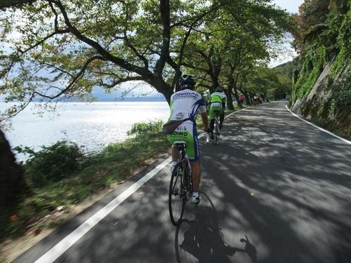 琵琶湖一周サイクリング180km ~湖北編~_d0174462_22322844.jpg
