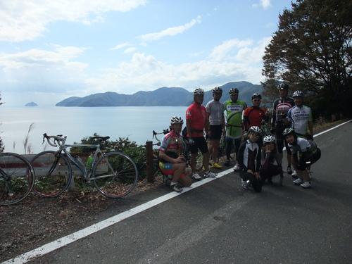琵琶湖一周サイクリング180km ~湖北編~_d0174462_229583.jpg