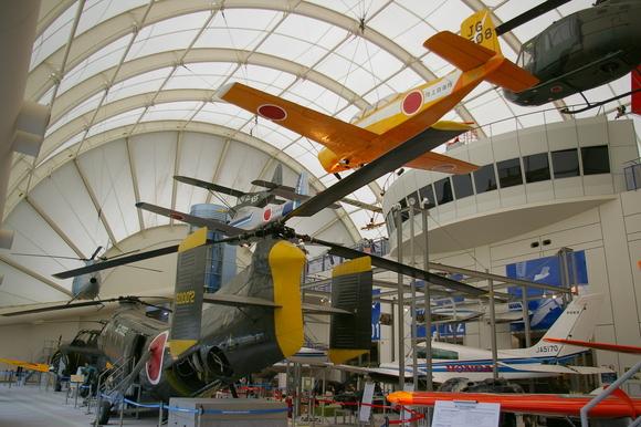 所沢航空発祥記念館/ Tokorozawa Aviation Museum_a0186568_1942880.jpg