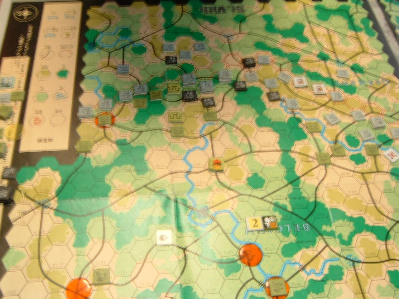 発掘2008.2.29対戦写真(SPI/TAC誌付録)Battle For The Ardennes「サン・ヴィト+クレルボー篇」_b0173672_18312012.jpg