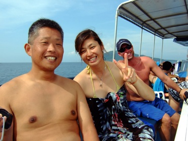 暖かい海でのびのびダイビング_f0144385_2247791.jpg