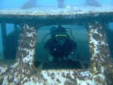 暖かい海でのびのびダイビング_f0144385_2303741.jpg
