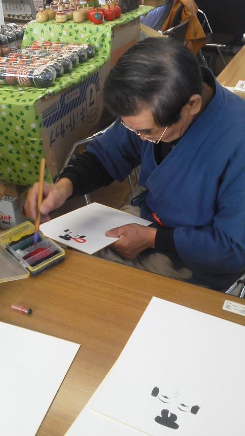 「MY FIRST KOKESHI!~はじめての伝統こけし~    in 高円寺フェス2011」 2011・11・13 前編 _b0209890_1941165.jpg