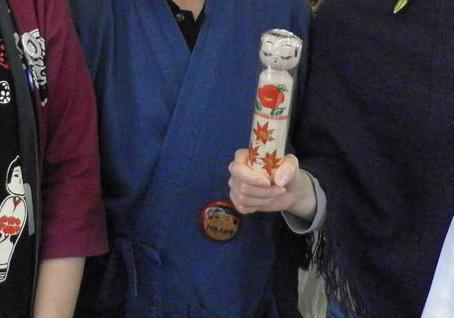 「MY FIRST KOKESHI!~はじめての伝統こけし~    in 高円寺フェス2011」 2011・11・13 前編 _b0209890_20151866.jpg