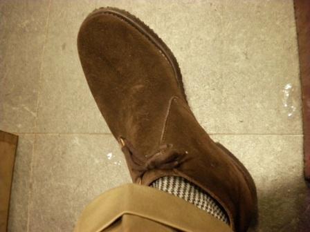 ブーツの日_d0166598_2091945.jpg