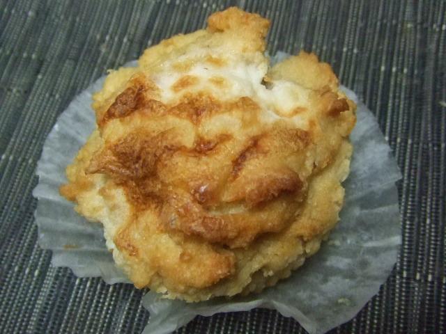 SPOON クリームチーズ&サワークリームのおからマフィン_f0076001_2383928.jpg
