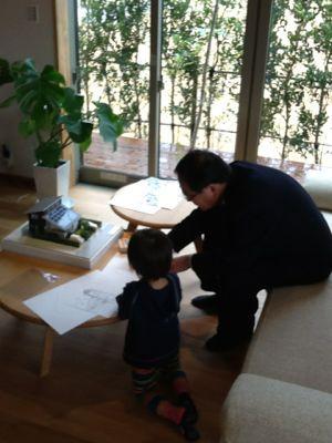 小松サロン 完成お披露目会開催中_c0124828_1912074.jpg