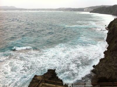 11月20日荒れあれの海~~(><)_c0070933_2105932.jpg