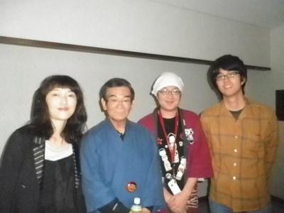 「MY FIRST KOKESHI!~はじめての伝統こけし~    in 高円寺フェス2011」 2011・11・13 後編 _b0209890_18484728.jpg