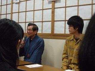 「MY FIRST KOKESHI!~はじめての伝統こけし~    in 高円寺フェス2011」 2011・11・13 後編 _b0209890_18535581.jpg