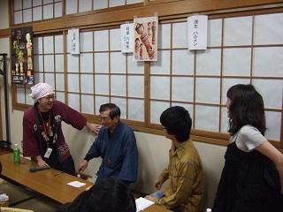 「MY FIRST KOKESHI!~はじめての伝統こけし~    in 高円寺フェス2011」 2011・11・13 後編 _b0209890_19102348.jpg