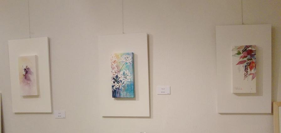 はるさき夫婦水彩画展2011 終了しました!_f0176370_13245527.jpg