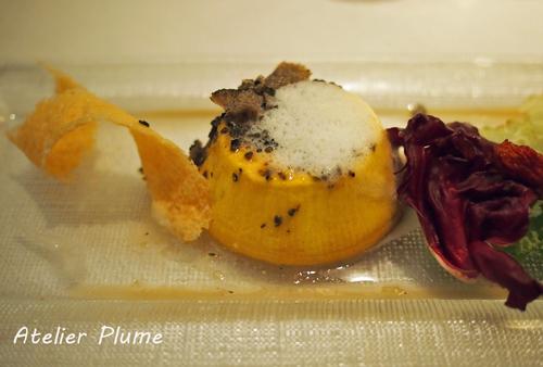 イタリアの旅  パルマの☆付きレストラン_e0154202_16281773.jpg