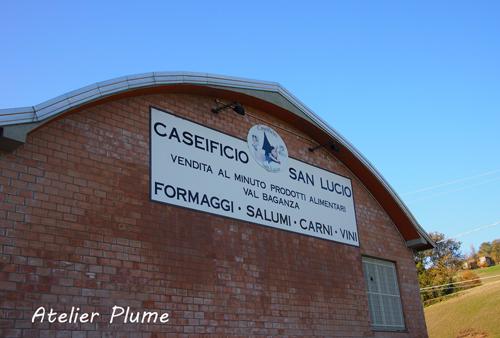 イタリアの旅  パルミジャーノ レッジャーノチーズ工場_e0154202_17391477.jpg