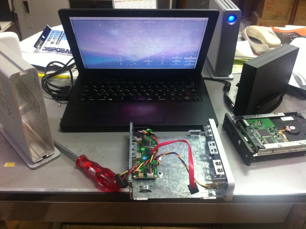 ハードディスク、復旧作戦!_a0216706_19414635.jpg