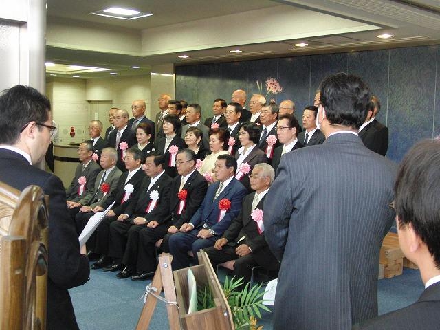 この道一筋45年「富士市技能者表彰式」_f0141310_7394718.jpg