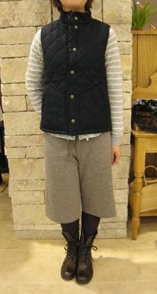 ルミノア リバティリバーシブルキルティングジャケットです。_c0227633_22121291.jpg